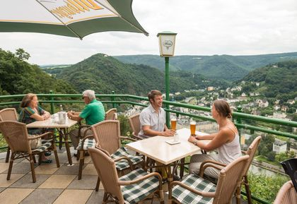 Pause in Bad Ems